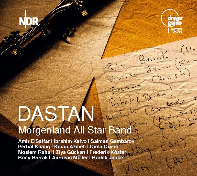 Morgenland All Star Band  DASTAN
